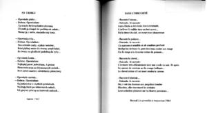 Poezio tradukita